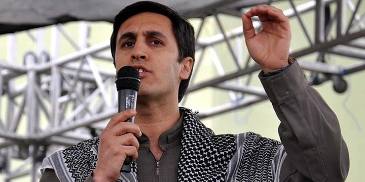 DBP Eş Genel Başkanı Kamuran Yüksek'e 8 Yıl 9 Ay Hapis Cezası