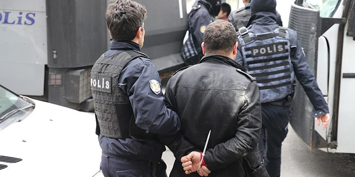 İstanbul'da PKK/KCK Operasyonu: 13 Gözaltı
