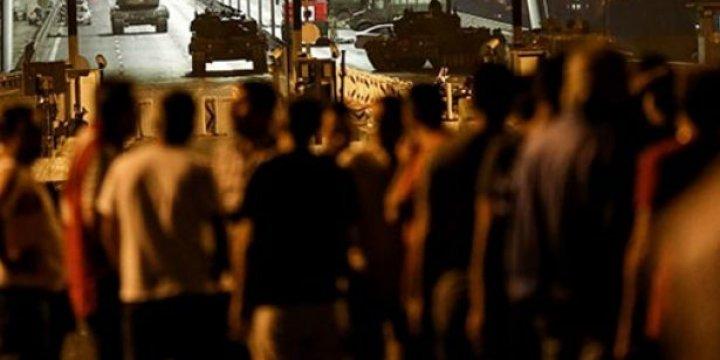 15 Temmuz'da Kemalist Darbecilerin Rolü Bilerek Gizlendi mi?