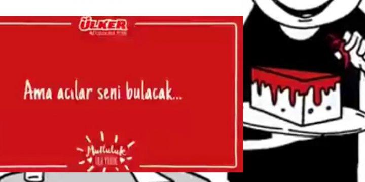 """Ülker Yayınlanan Reklamlar Tepki Görünce """"Kumpas""""a Sarıldı"""