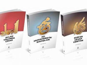 Ekin Yayınları İzzet Derveze'nin 3 Kitabını Yayınladı