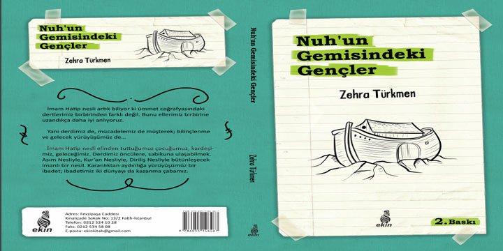 """2. Baskısı Çıkan """"Nuh'un Gemisindeki Gençler"""" Kitabı  Üzerine (Kitap Kritiği)"""