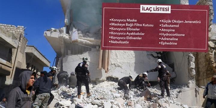 İHH ve Türk Kızılayı'ndan İdlib İçin Çağrı: İlaca İhtiyaç Var