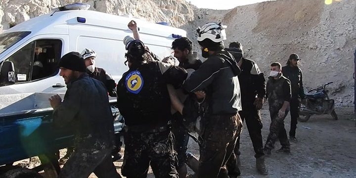 """""""Esed Rejimi 50 Farklı Yerde Kimyasal Silah Kullandı"""""""