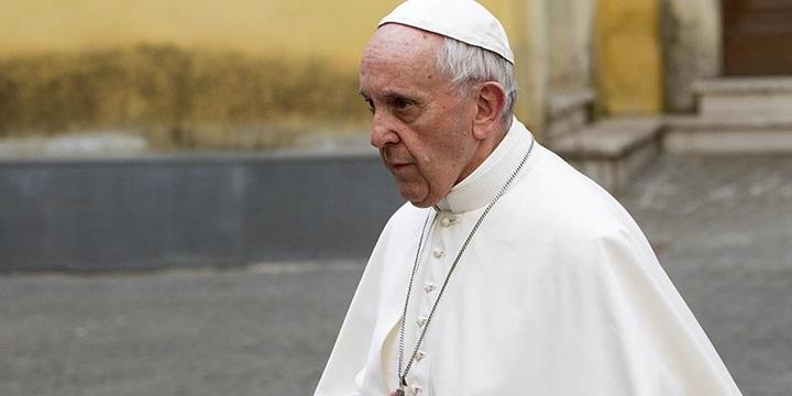 Papa Franciscus, İdlib'deki Kimyasal Saldırıları Kınadı