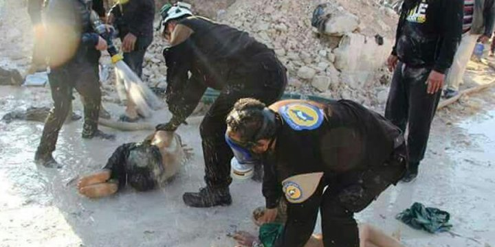Lübnandan Suriye saldırısına kınama