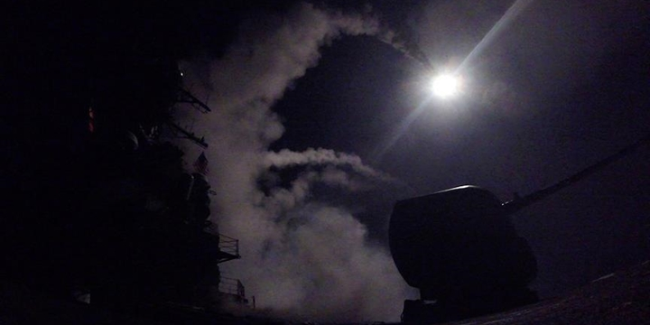 ABD'nin Füze Saldırısı 93,81 Milyon Dolara Mal Oldu