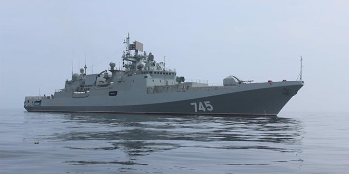 Rusya, Akdeniz'e Savaş Gemisi Gönderdi!
