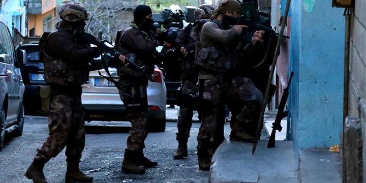Aydın'da PKK Operasyonu: 35 Gözaltı