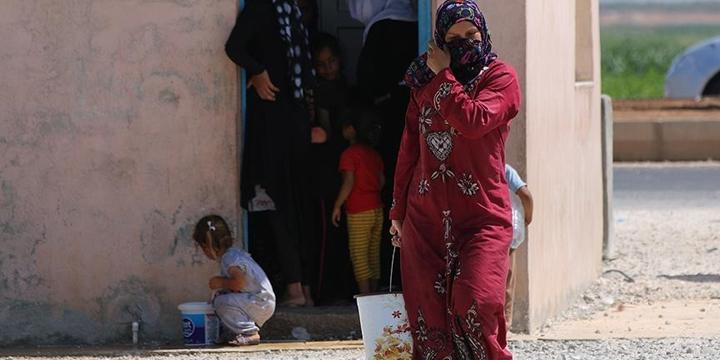 BM, Rakka'daki Sivillerin Güvenliğinden Endişeli