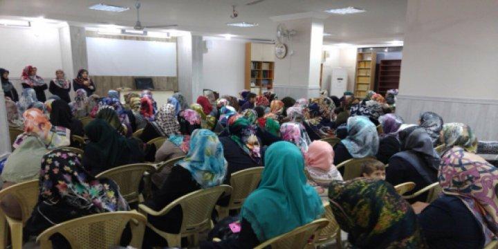 Diyarbakır Özgür-Der'in İlçe ve Mahalle Temsilcilikleri Bir Araya Geldi