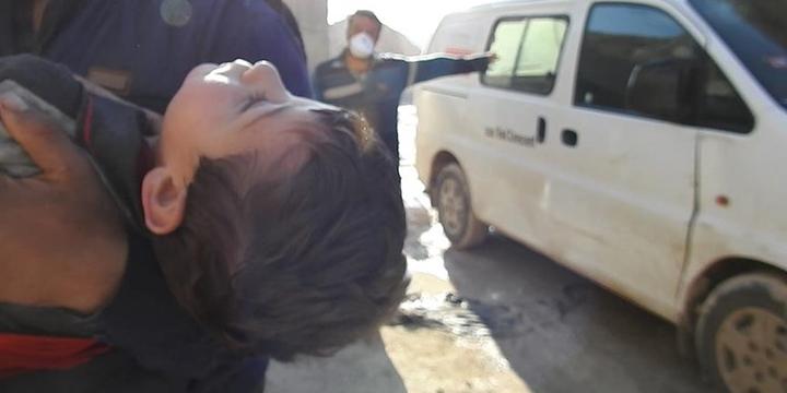 """""""Suriye'de 2013'ten Beri En Az 26 Kimyasal Saldırı Gerçekleştirildi"""""""