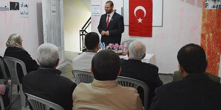 Mültecilere Türkçe, Türkiyelilere Arapça Öğretiyorlar