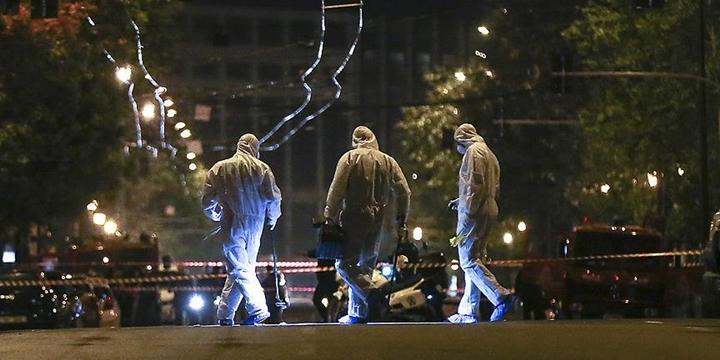Yunanistan'ın Başkenti Atina'da Bomba Patladı!