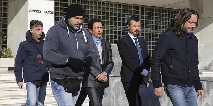 Yunanistan'a Firar Eden Darbeciler Yeniden Mahkemeye Çıkıyor!