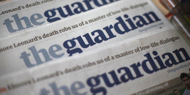 The Guardian İkinci Gezi Kalkışması İçin Kışkırtıcı Yayınlar Yapıyor