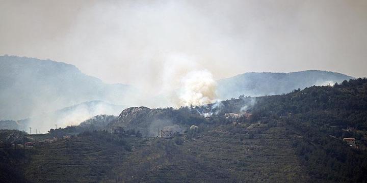 Esed Güçleri Türkmendağı'nı Top Atışına Tutuyor!