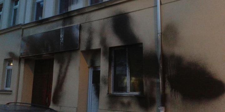 Almanya'da Bir Camiye Saldırı Düzenlendi!