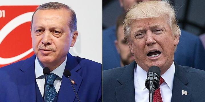 Erdoğan 16-17 Mayıs'ta Trump ile Görüşecek!