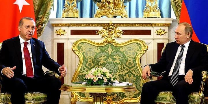 Erdoğan 3 Mayıs'ta Putin ile Görüşecek