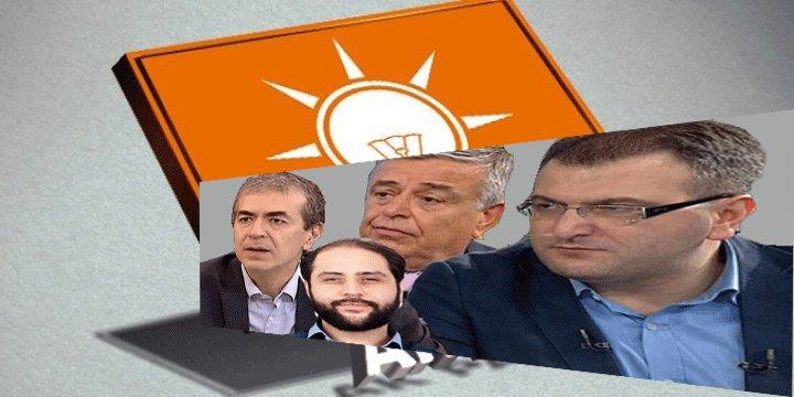 AK Parti'ye Nasıl Zarar Verilebileceğini Merak Edenler Bu Tabloyu İyi Okusunlar!