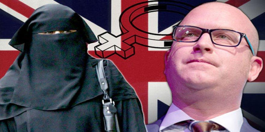 İngiliz Sağ-Faşistlerden Burka Yasağı Vaadi