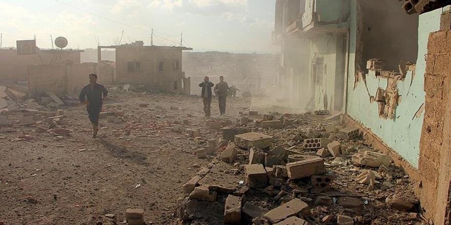 Esed Güçleri Humus'ta 2 Sivili Katletti!