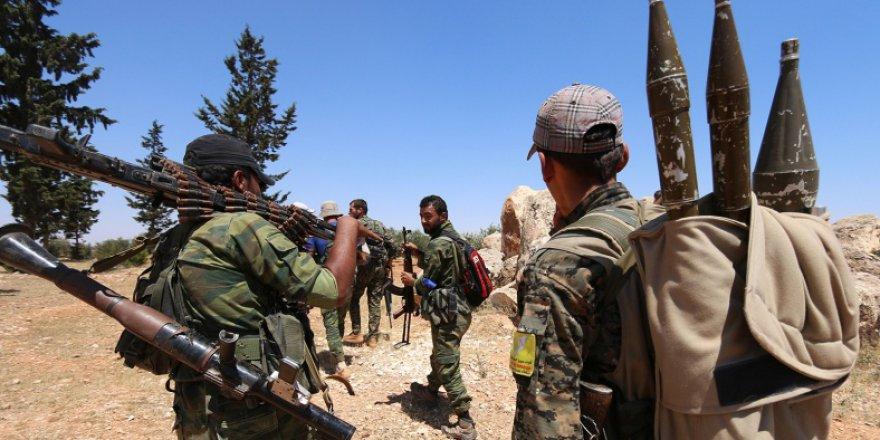 Tabka'da Çatışmalar Şiddetlendi