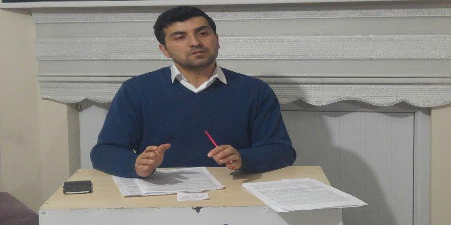 Sivas Özgür-Der'de 16 Nisan Referandumu Konuşuldu