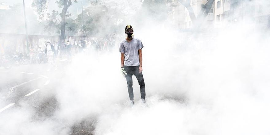 Venezuela'daki Gösterilerde 23 Kişi Hayatını Kaybetti!