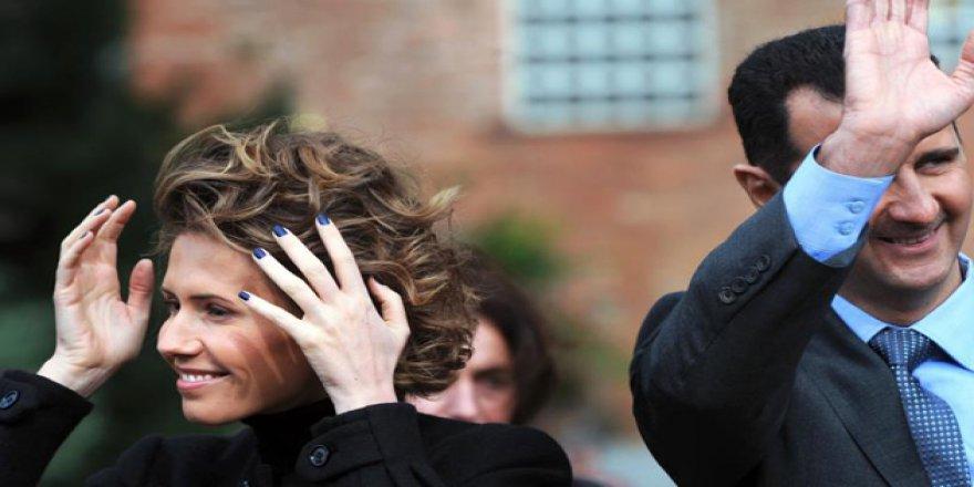 İngiltere'de Katil Esed'in Eşininin Vatandaşlıktan Çıkarılması Teklifi