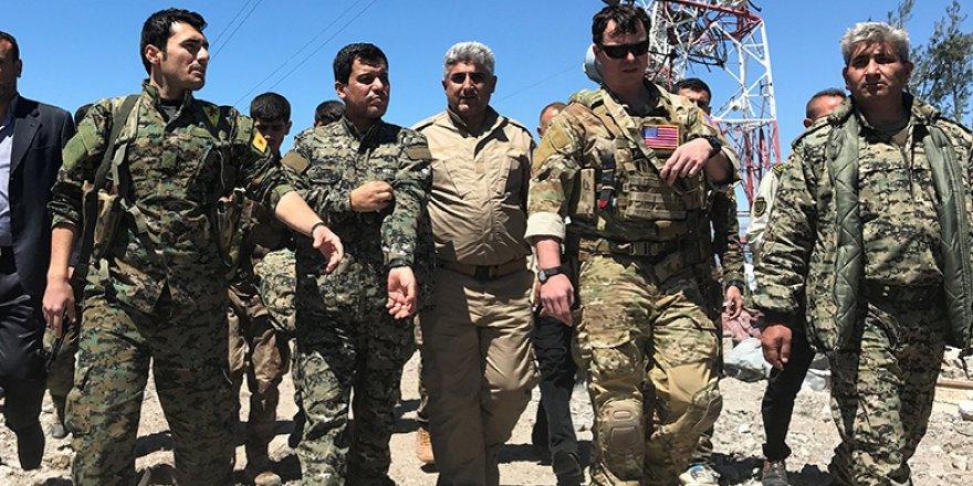 ABD, Müttefiki YPG Militanlarını Koruyamadı!