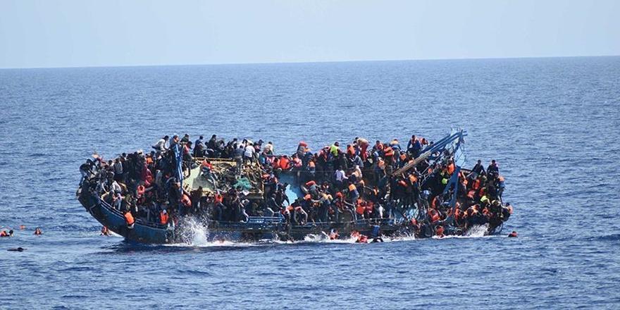 Akdeniz'de 9 Ayda 2 Bin 550 Sığınmacı Öldü