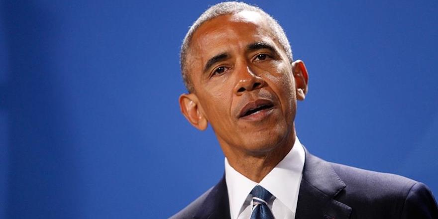 Obama, Bir Konuşma İçin 400 Bin Dolar Alacak!