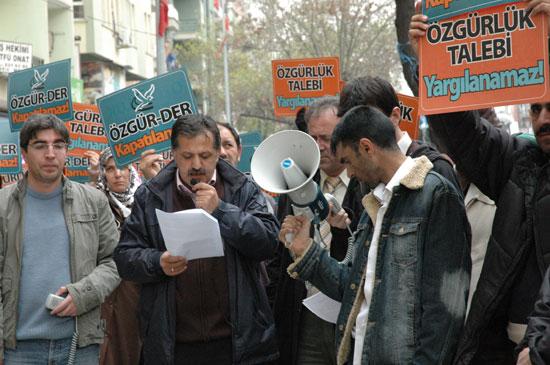 İLKAV: Direnen Özgür-Der Kapatılamaz!