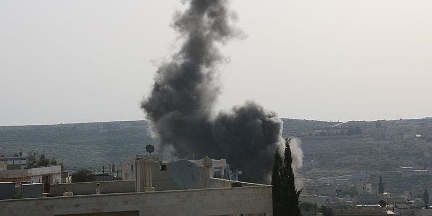 İdlib ve Humus'ta 7'si Çocuk 13 Sivil Katledildi!