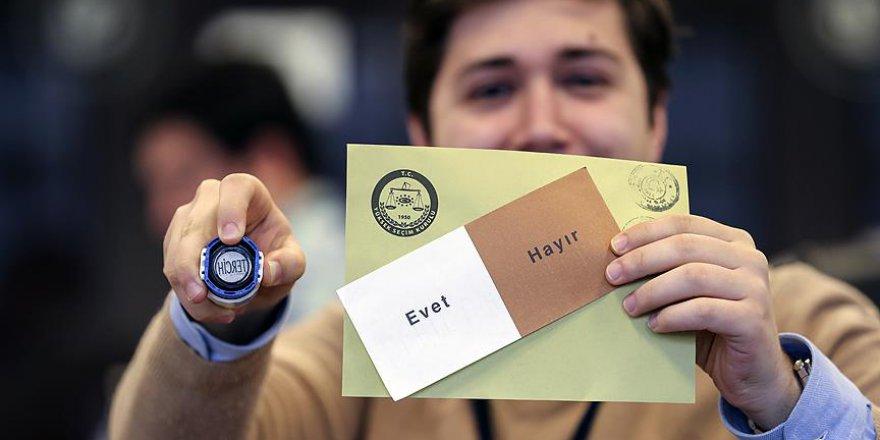 Halk Oylamasının Kesin Sonuçları Açıklandı