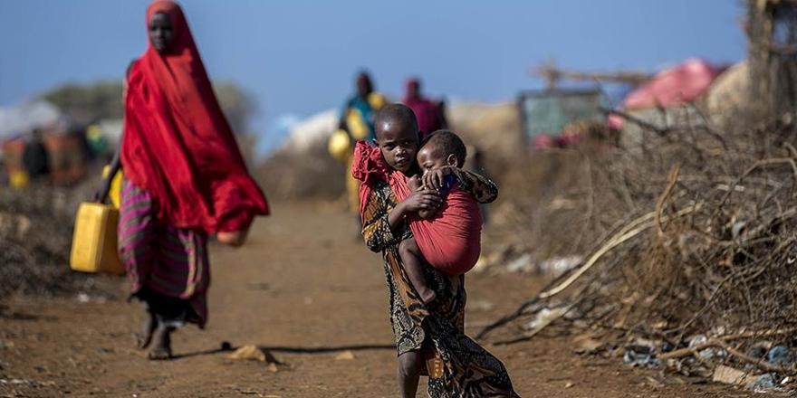"""""""Etiyopya'da 7,7 Milyon Kişi Gıda Yardımına Muhtaç"""""""