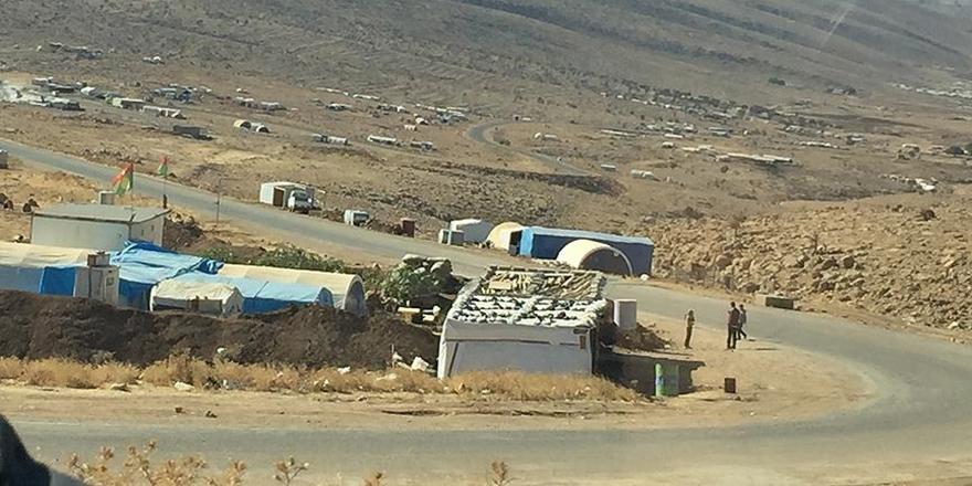 """""""PKK Sincar'daki Kamplarının Sayısını Azaltıyor"""""""