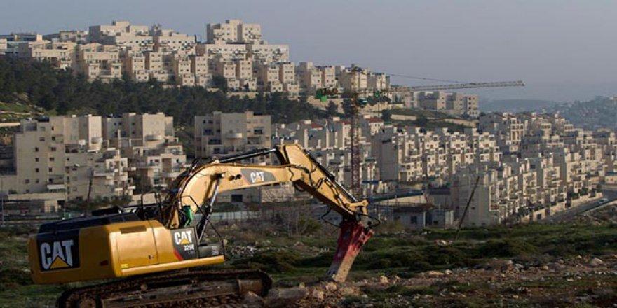 İşgalci İsrail Doğu Kudüs'ü Yahudileştirmeyi Sürdürüyor