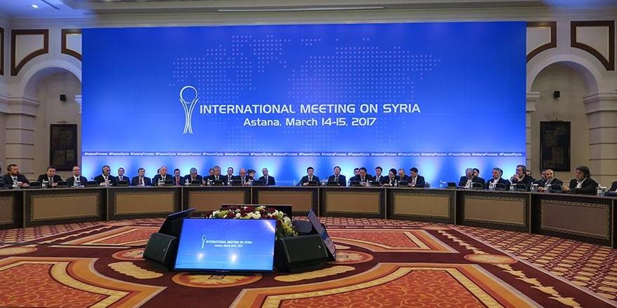 Suriye Konulu 9. Astana Toplantısı Ertelendi!