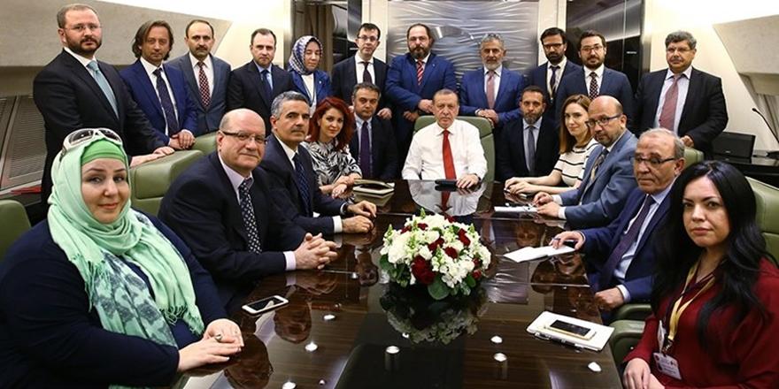 Erdoğan Pelikan Tayfasının Tezlerine Destek Çıktı!