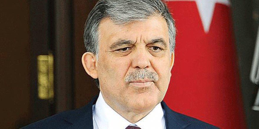 AK Partili Vekil Abdullah Gül'den Açıklama İstedi!