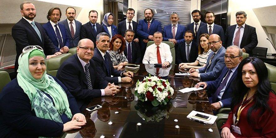 Cumhurbaşkanı Erdoğan'ın Sözlerinin Muhatapları Kimlerdi?