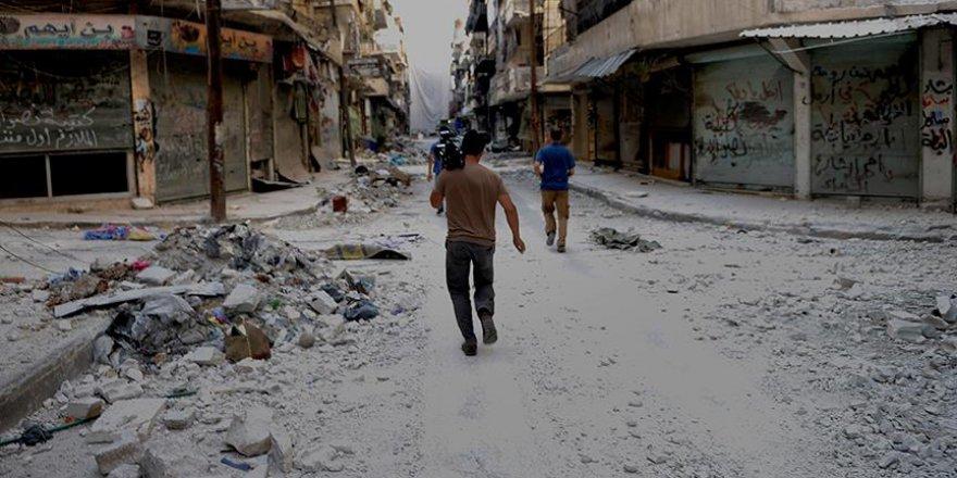 Şebbiha Çeteleri Halep'te Terör Estiriyor