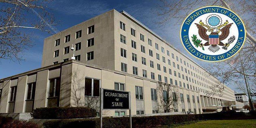ABD'den 'Astana' Açıklaması