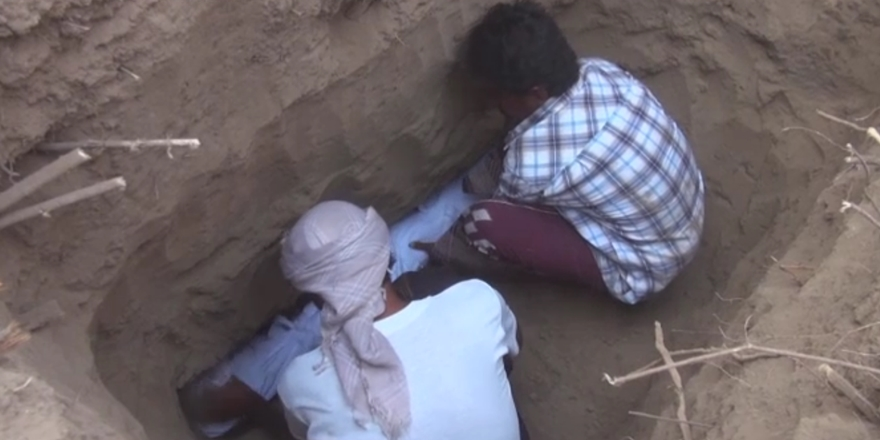 Yemen'de Bir Annenin Feryadı: Açlık Onu Bitirdi