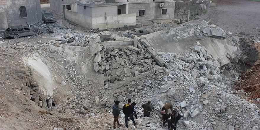 ABD Halep'te Cami Bombaladığını Kabul mü Etti?