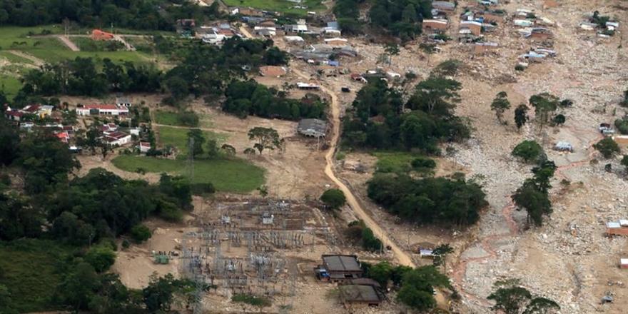 Kolombiya'daki Sel Felaketleri: Can Kaybı Sayısı 370'e Yükseldi
