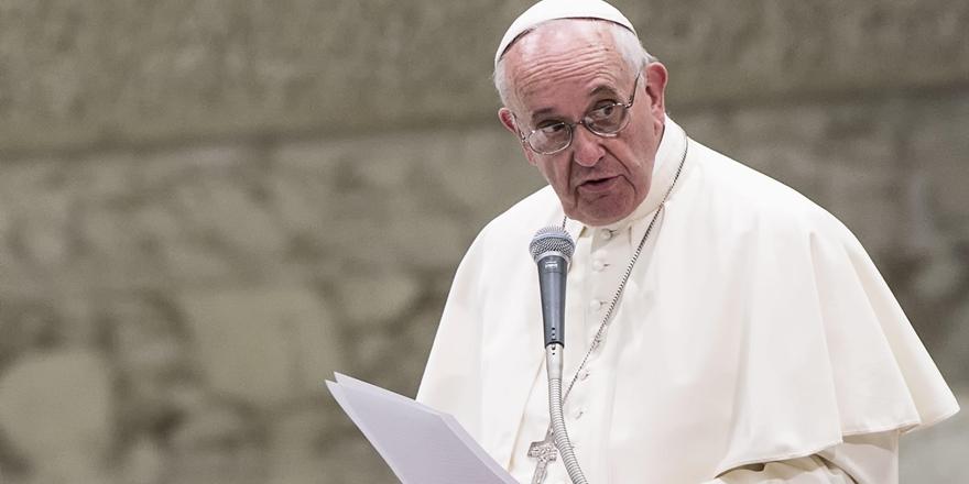 Papa Francesco: 'Bombaların Anası' Beni Utandırdı